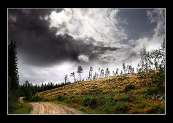 Norrland 'Northern Land' by AnteAlien