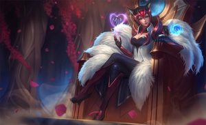 Commission: Mistress Ahri by raikoart