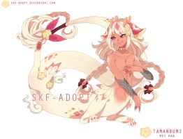 [CLOSED THANK YOU!][AB ADDED]Tamanbumi 7 by Skf-Adopt