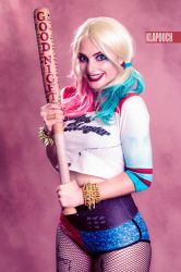 Harley Quinn 2 by klapouch