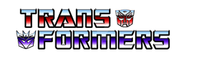 Classic Transformers Logo (Both Insignias) by Red-Eye-Designs
