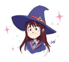 Akko by Mr-JojoManga