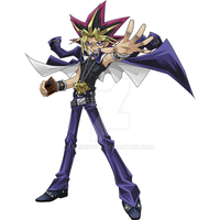 Yu-Gi-Oh! Duel Monsters|Yami Yugi by RaidenGTX