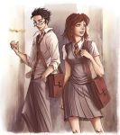 James et Lily by HitoFanart