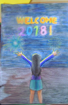 Welcoming 2018 by Jay-Blaze