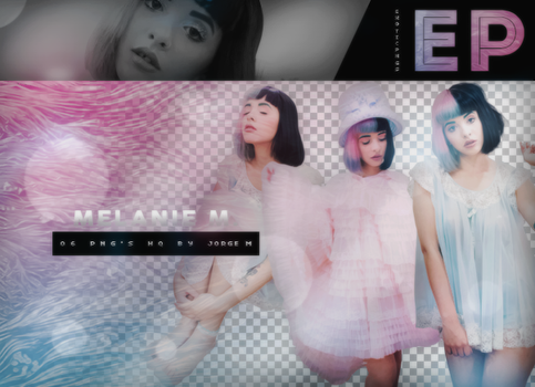 Pack Png 1536 // Melanie Martinez by ExoticPngs
