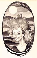 margaret atwood by a-s-u