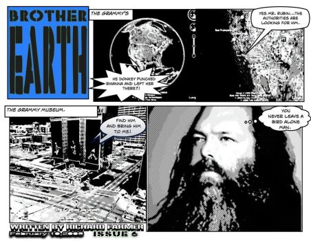 Brother Earth Issue 6 by farmer9999