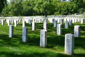 Arlington National Cemetery by AmbitiousArtisan