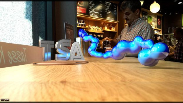 Coffeeshop compositing by TRSEpyx