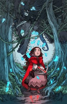 Red Riding Hood by secondlina