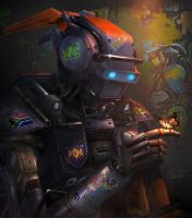 Chappie by Xeikth