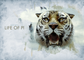 Life of Pi - Fan poster by JSWoodhams