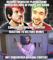 Even mark and jack has no orignal content by Prince-riley