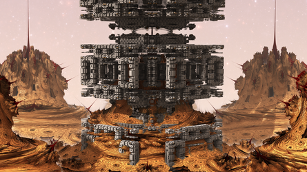 On Mars by banner4