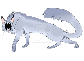 Amadi cat: Transparent by AmmiDemonica