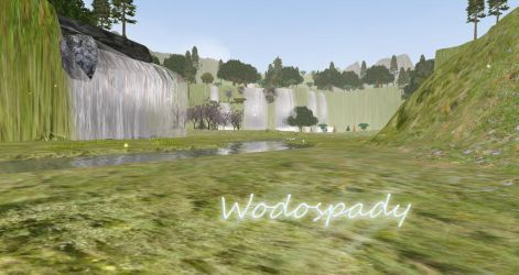 Wodospady - A new map for FH by wolf-NaKomis