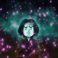 Snape lights by staypee