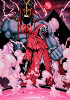 Mumm-ra by RecklessHero