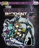 The Centerville Incident - Cover by KanonFodder