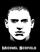 Michael Scofield by Anhrak