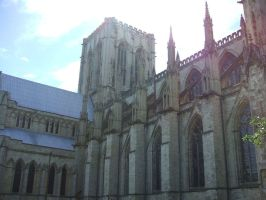 Minster Morning by dhlawrence1985