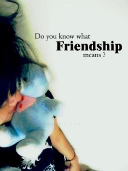 friendship means by dyt4