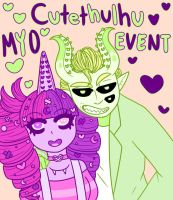 FREE CUTETHULHU MYO EVENT + RAFFLE [CLOSED] by you-are-butt