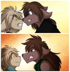 Natani vs Keith Comparison by Twokinds