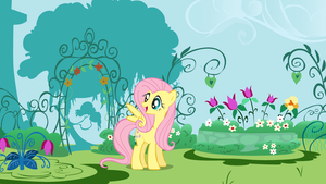 The Private Gated Garden by ShelltoonTV