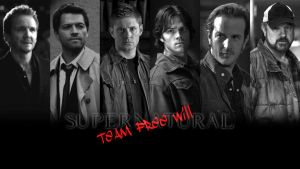 Team Free Will by Nikky81