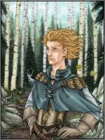 Jaorin - Son of the Stag by pixelfish