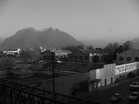 Monterrey.. by Dread-me