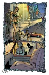 Grimm Fairy Tales Issue 79 page 13 colors by Saraquael