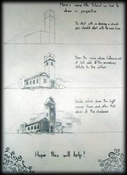 How to draw in perspective by Gothik87