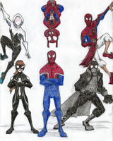Web-Warriors by Newworlds117