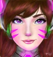 D.Va by PiddlePuddle