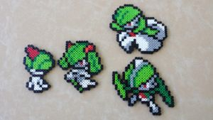 Ralts Family - PB Sprite Set