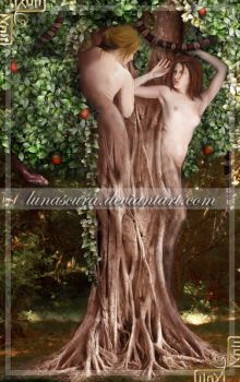 The Lovers by lunascura