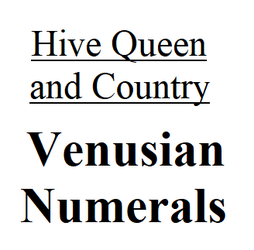 HQC - Numerals of the Venusian Pirates by Panthaleon