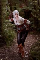 Ciri 02 by static-sidhe