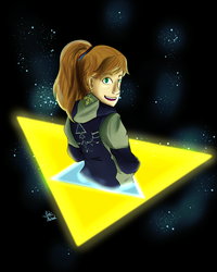 Lisa Commission by SugaryDeath