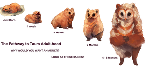 Taum Book Preview: The Path to Taum Adult-hood by Hap-py