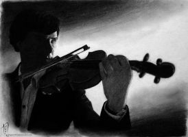 The Violin by zanephiri
