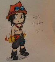 Ace's Birthday by JazCooper