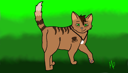 Oliver +Art Trade+ by Warrior-Cats-Girl14