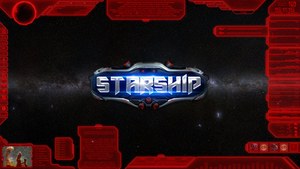 Starship Red by StArL0rd84