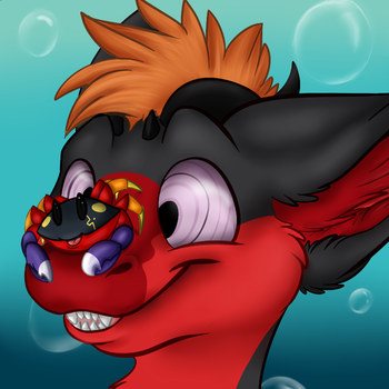 Rogue and Zach Icon by Nimbus by RogueOfAmegakure