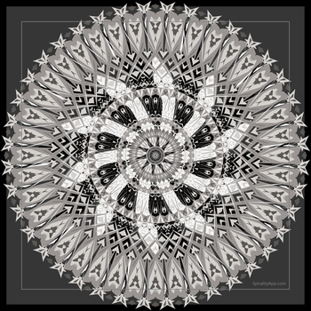 Intricate Lacework by IsellaHowler
