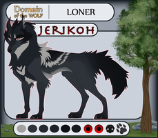 Jerikoh ::  Loner :: The Deserter by Jaeggy